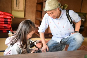 Nikon Presents 友人・家族を古民家で撮影しよう!熊切大輔ポートレイト撮影会