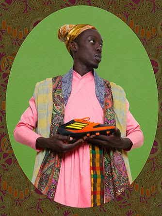 © Omar Victor Diop, Courtesy of Magnin-A Gallery.