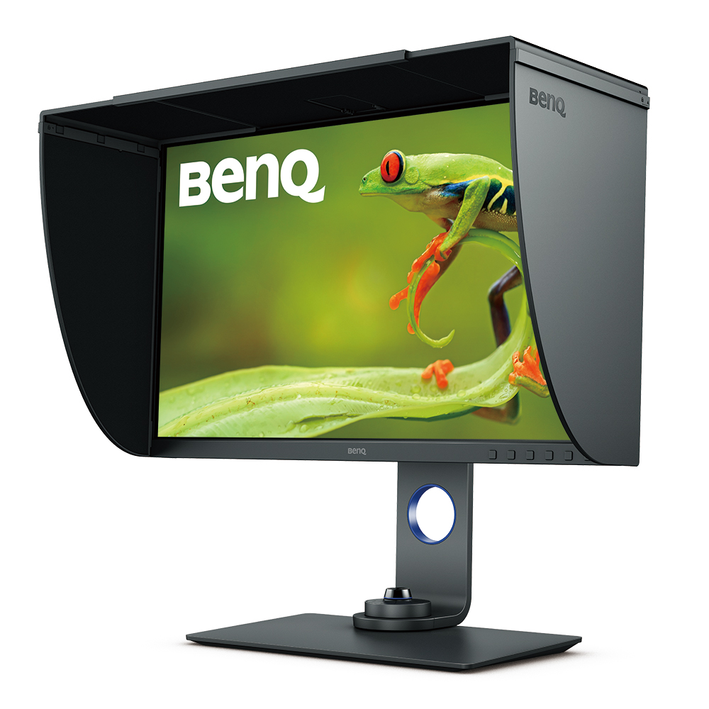 BenQ SW270C 製品画像